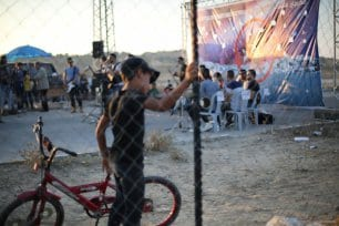 20160807_Palestinian-Music-Band-Performs-At-Erez-Crossing-015