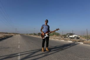 20160807_Palestinian-Music-Band-Performs-At-Erez-Crossing-016