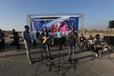20160807_Palestinian-Music-Band-Performs-At-Erez-Crossing-017
