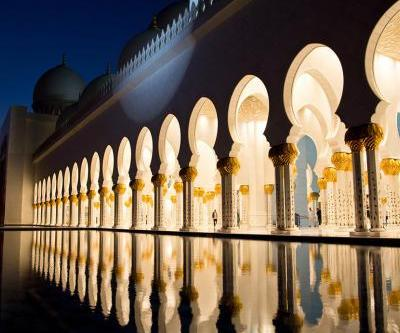 Descubriendo Oriente Medio: Mezquita de Sheikh Zayed