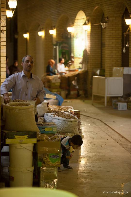 Un paseo nocturno por la ciudadela (Flickr/ Mustapha Khayat)