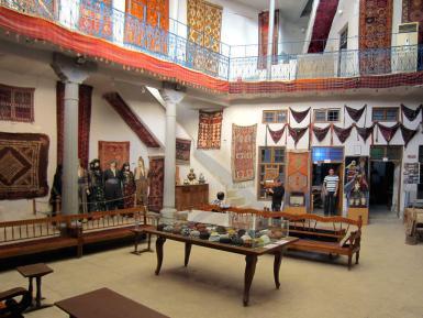 Museo de la ciudadela de Erbil (Flickr/ David Stanley)