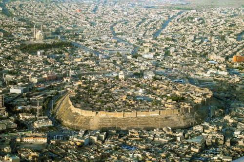 Descubriendo Oriente Medio: La ciudadela de Erbil