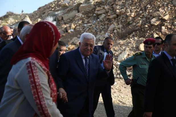 Ramala, Cisjordania el 8 de noviembre de 2016 [Issam Rimawi / Agencia Anadolu]