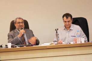 Panel 1: El asunto inconcluso de la descolonización: Reponer Palestina al mundo. Dr. Daud Abdullah y Prof. Nur Masalha