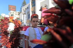 NABEUL, TÚNEZ: La ciudad de Nabeul alberga el Harissa Fete