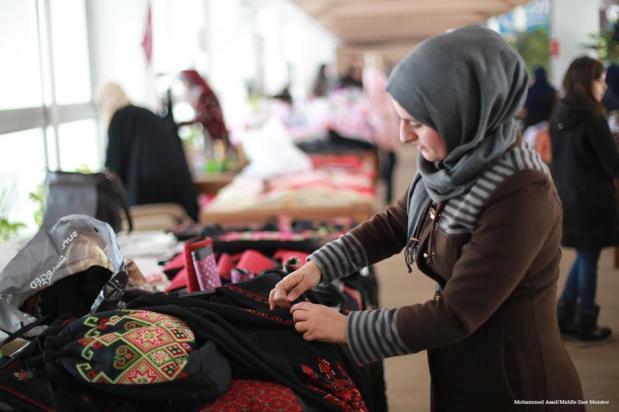 Stars Entertainment Centre junto a la playa en Gaza [Mohammed Asad / MEMO]