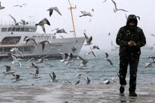 Estambul, Turquía: ¡Qué vendaval!