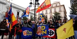 Organizaciones racistas y de ultraderecha se congregan para celebrar la Toma