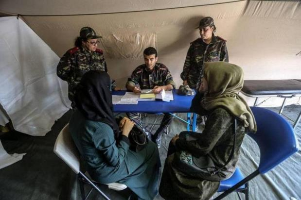 Inaugurado en Gaza el hospital de campaña donando por Marruecos, el pasado 12 de junio de 2018