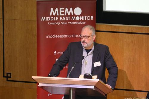 MEMO honrará esta noche el recuerdo de Jamal Khashoggi