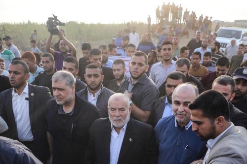 La Autoridad Palestina no puede detener el caos en materia…