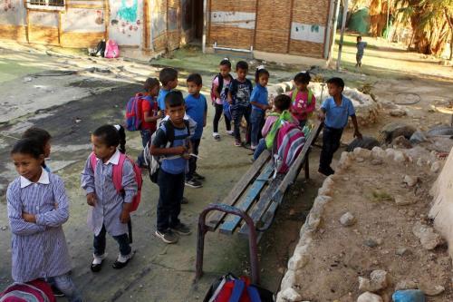 Israel demolerá un parque infantil en un pueblo beduino