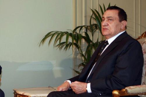 """Mubarak: """"El acuerdo del siglo conducirá a una explosión en…"""
