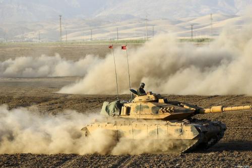 Turquía lanza una operación antiterrorista en el norte de Irak