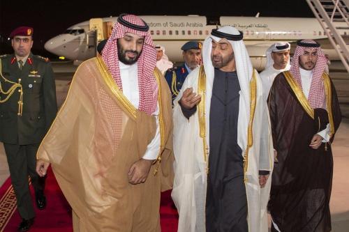 Emiratos Árabes Unidos: los estados árabes apoyan la transición de…