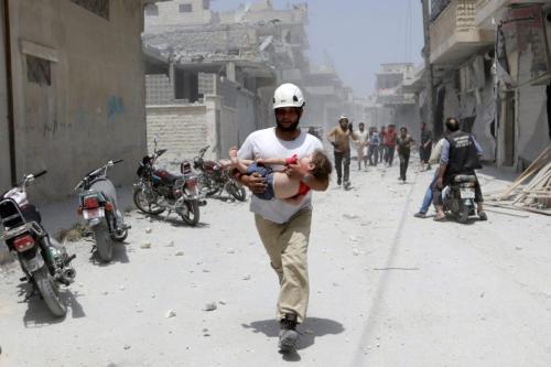 Médicos del Reino Unido presentan una guía para médicos sirios…