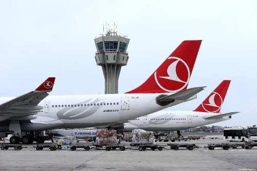 Turkish Airlines lista para impulsar el turismo en Palestina