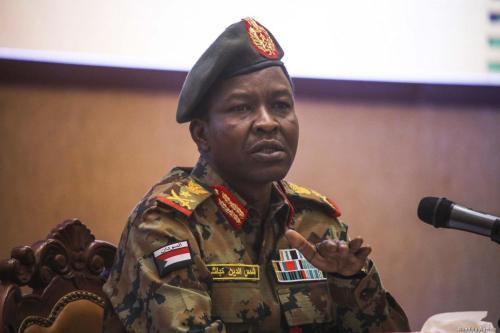 El consejo militar de Sudán anuncia su apoyo a Emiratos…