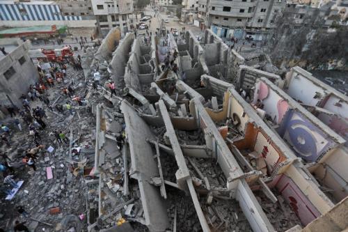 ¿Por qué estamos viendo tal apatía internacional hacia los palestinos?