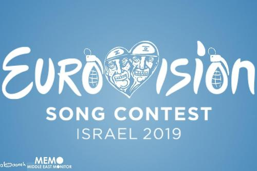 """Israel utiliza Eurovisión como """"arma cultural"""" para borrar la historia…"""