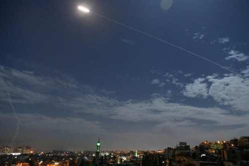 Israel lanza misiles cerca de Damasco