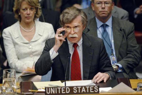 Estados Unidos está desplegando un grupo de ataque de portaaviones…
