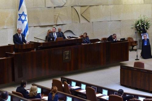Israel pierde su equilibrio