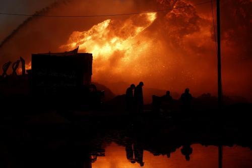 Incendios provocados destruyen miles de acres de tierras agrícolas en…