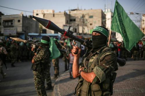 """Hamás: """"Los palestinos tienen suficiente poder para socavar a Israel"""""""