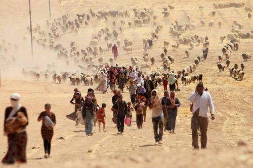 El tribunal de Irak condena a muerte a un miembro…