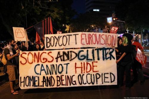 La campaña de BDS contra Eurovisión fue un gran éxito