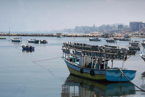 Israel reduce la zona de pesca de Gaza a 10…