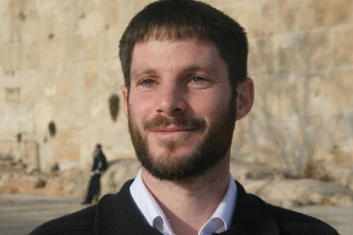"""Ministro israelí: """"Tengo la intención de judaizar Galilea"""""""