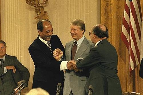 Israel y Egipto celebran el 40 aniversario de su acuerdo…