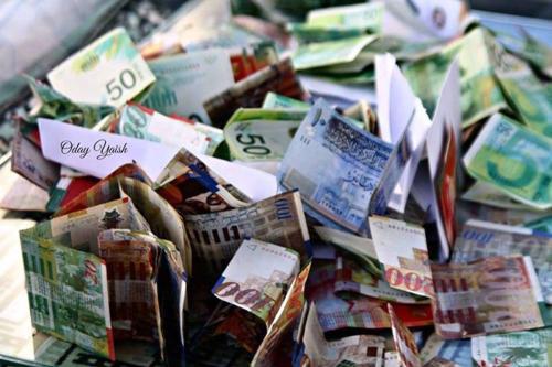 Israel deducirá 3.9 millones de dólares de los ingresos fiscales…