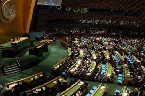 Palestina participa por primera vez en la reunión medioambiental de…