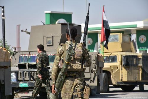 Iraq lanza una operación militar a gran escala para eliminar…
