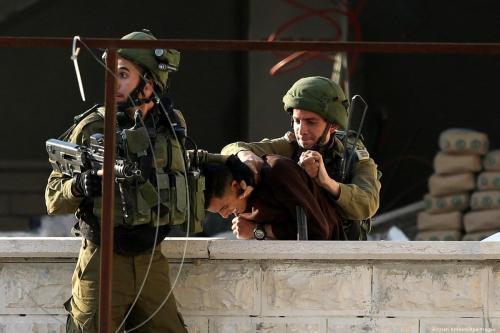 Israel detuvo a más de 2.750 palestinos desde el inicio…