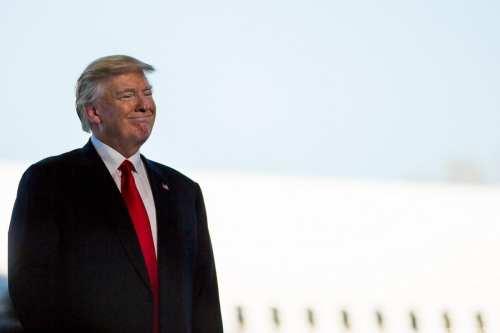 Trump se reúne con los directores ejecutivos de aerolíneas estadounidenses…