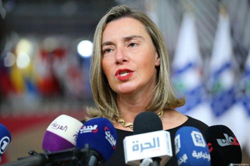 La Unión Europea insta a Irán a que cumpla con…
