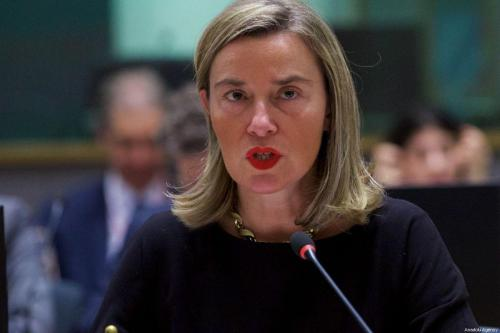 La Unión Europea respalda la propuesta de Irak de celebrar…