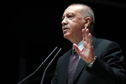 """Erdogan: """"Turquía compró los sistemas de defensa antimisiles S-400 para…"""