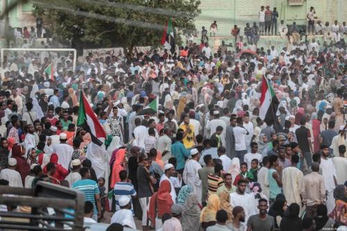 Miles de personas se manifiestan en Sudán, cumplen 40 días…