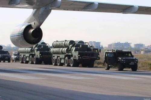 Turquía: Comienza la entrega del equipo ruso S-400