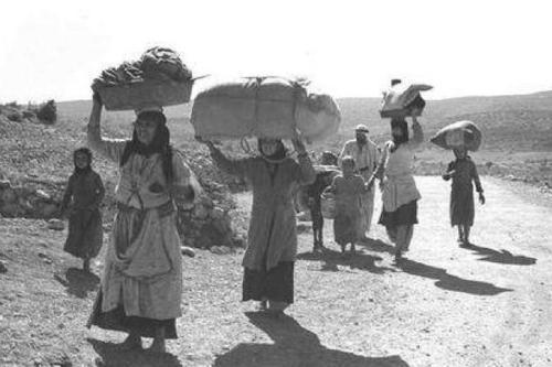 Israel esconde documentos sobre crímenes contra palestinos durante la Nakba