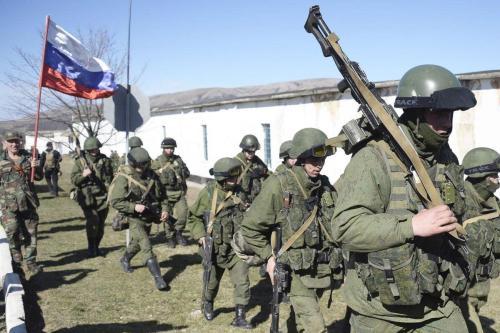 Rebeldes sirios dicen que Moscú ha desplegado fuerzas terrestres en…