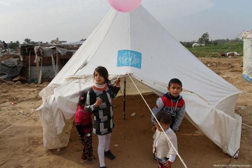 El comisionado general de UNRWA dice que el mundo no…