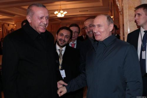 Los viajes sin visado comienzan entre Turquía y Rusia