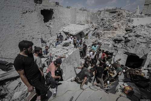 450.000 sirios huyeron de Idlib a Turquía, según un estudio